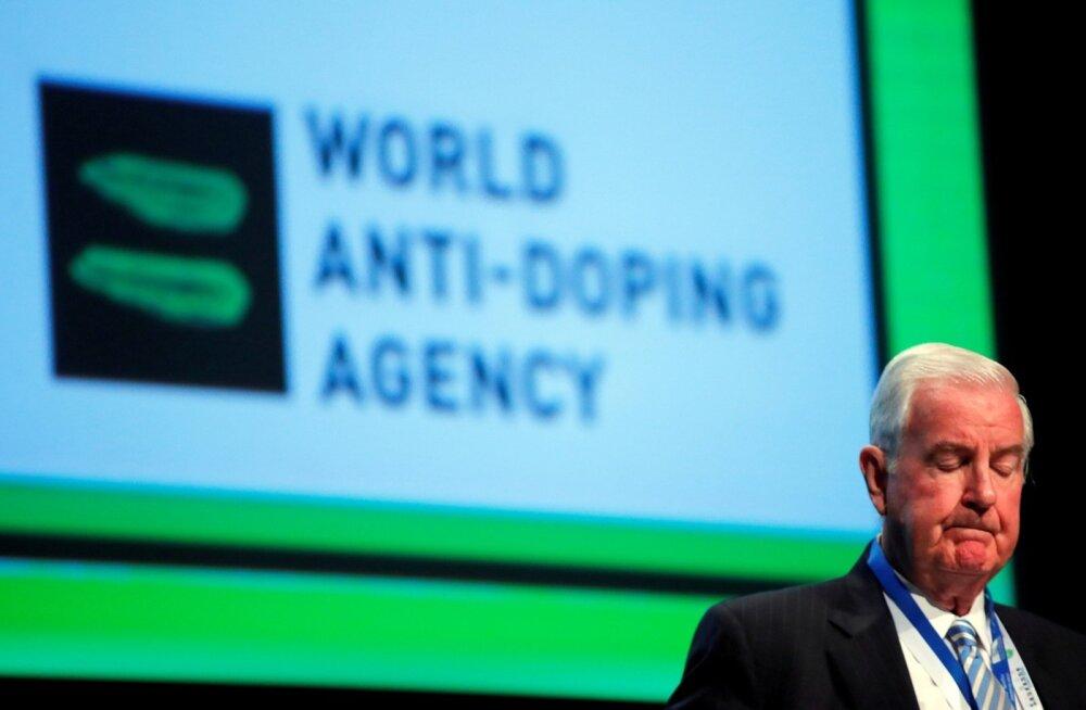 Rahvusvaheline Antidopinguagentuur WADA.