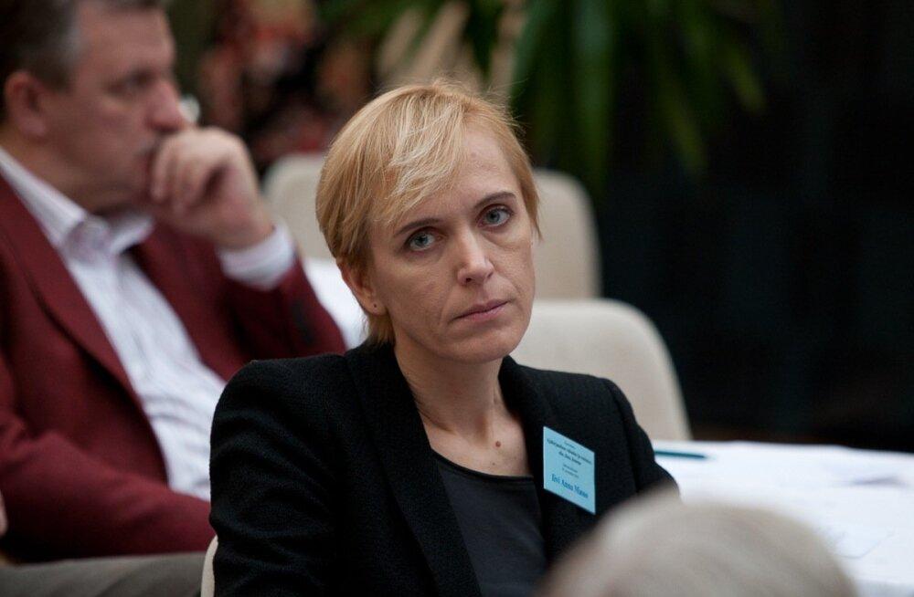 Presidendi nõunik Iivi Anna Masso õhutab sotsiaalmeedias ajakirjanikku boikoteerima