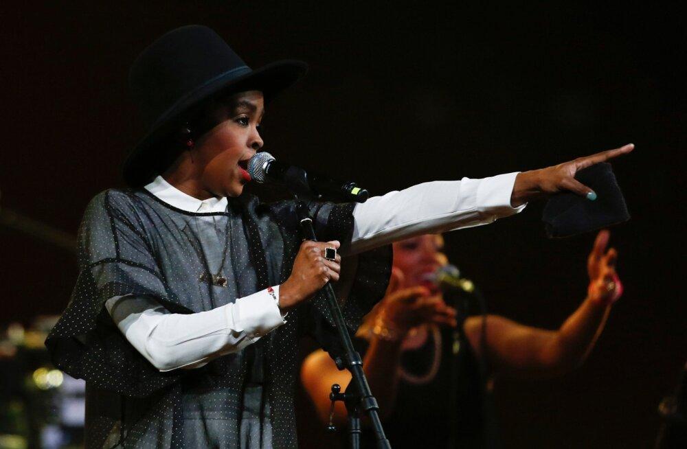 Vau! Soomlaste Flow Festivalil esineb maailmakuulus r'n'b kuninganna Lauryn Hill