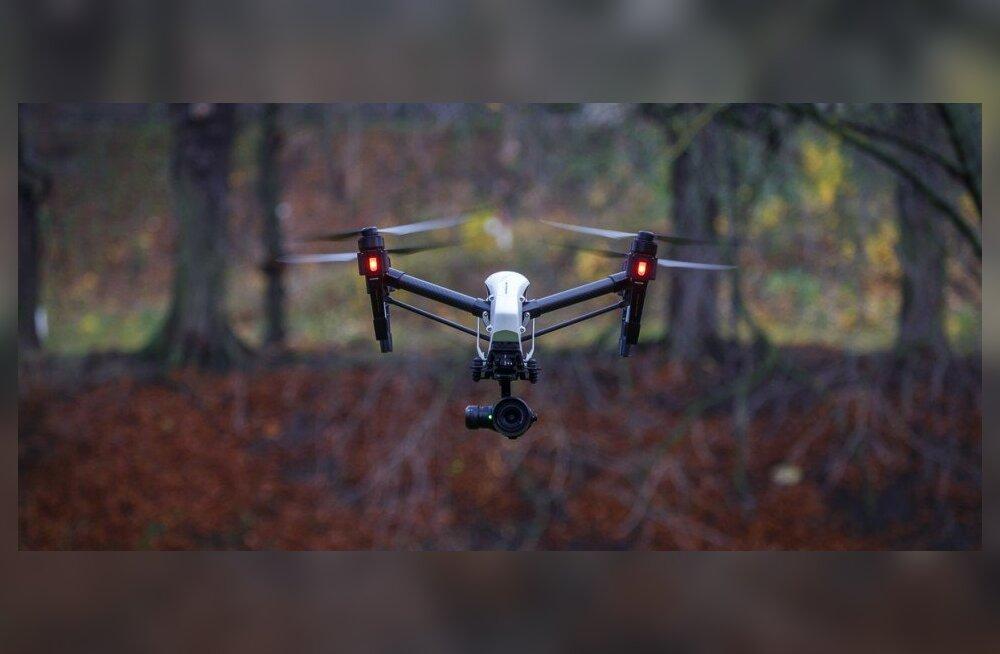 Tunnustatud droonipiltnik Kaupo Kalda muljetab DJI Inspire 1 ja selle profikaamera Zenmuse X5 teemal