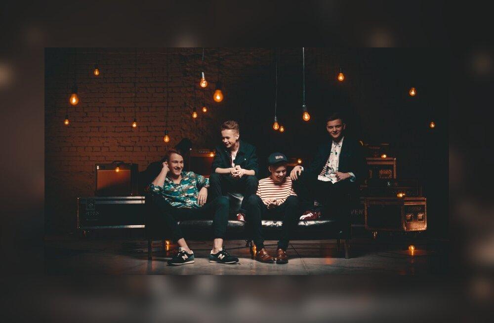 SAA TEADA: Avaldati Eesti artistid, kes tänavu Positivus Festivali lavale astuvad