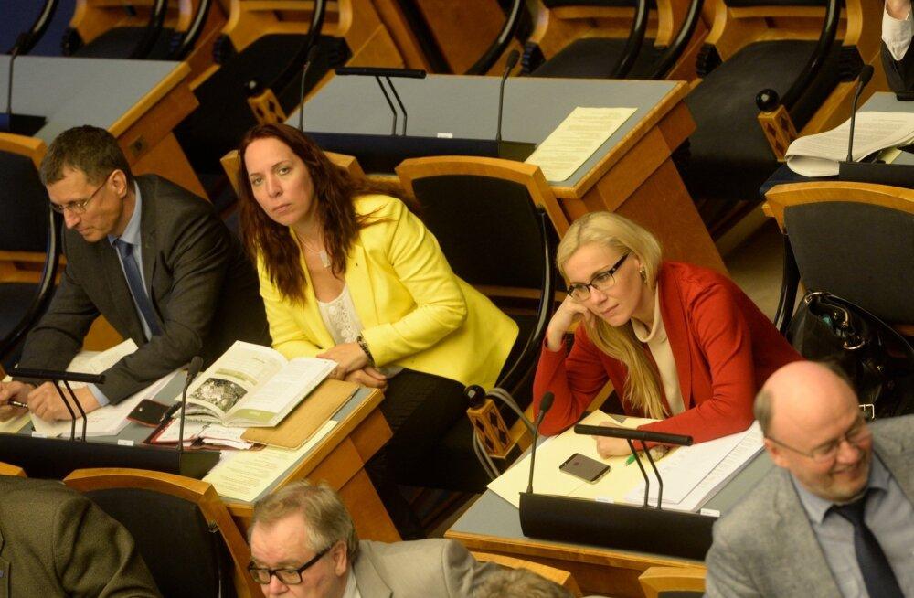 Keskerakonna töörühm otsustas Repsi juhtumi aukohtusse saata