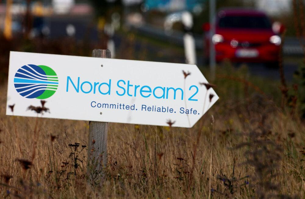 """Дания предложила начать новое обсуждение по """"Северному потоку-2"""""""