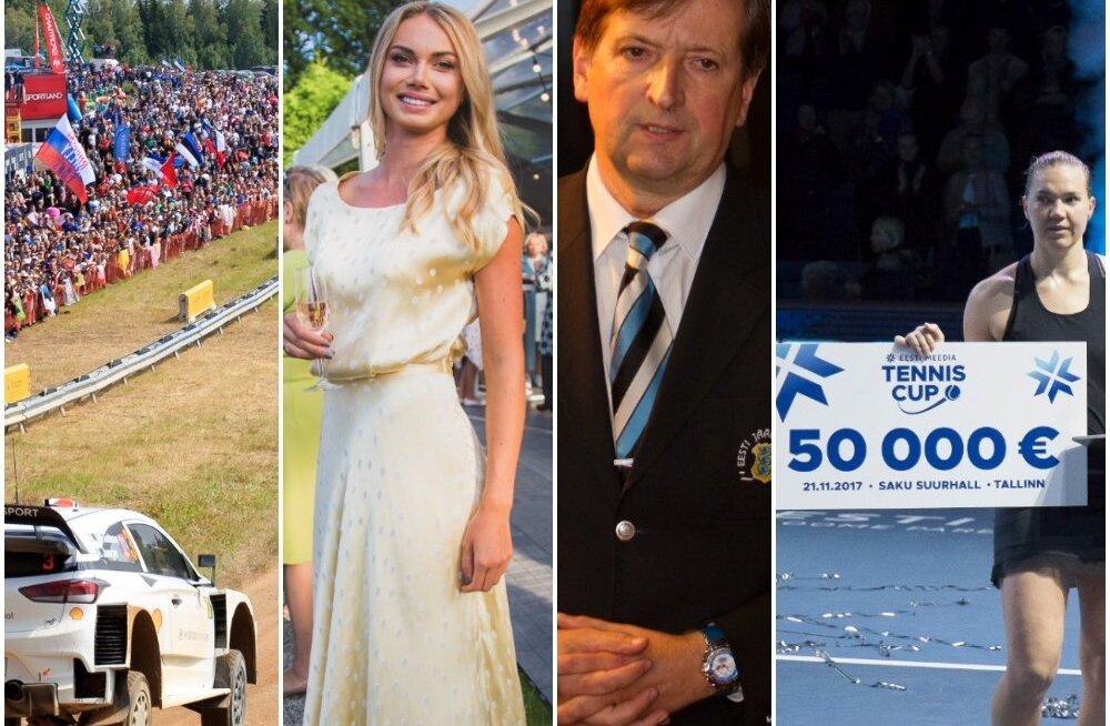 ÜLEVAADE   Rally Estonia skandaali valguses. Miks keeravad alaliidud oma enda alale ja sportlastele käru? Raha, raha, raha, laiskus ja väiklus