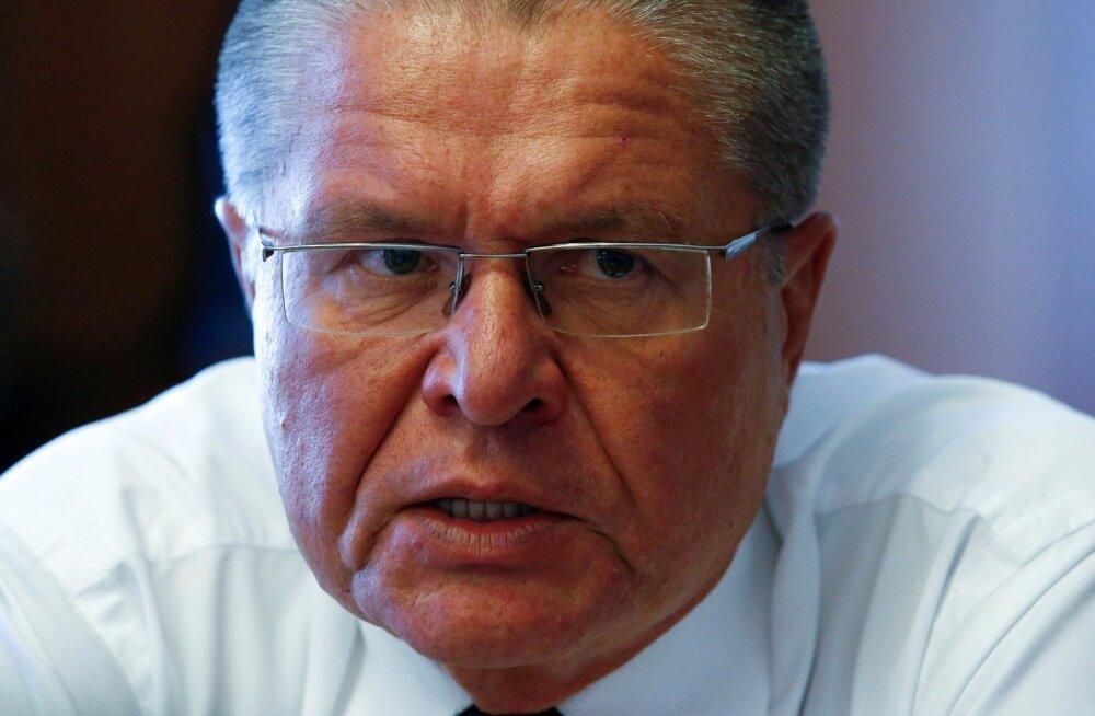 Venemaa majandusarengu minister vahistati kahtlustatuna 2 miljoni dollari suuruse altkäemaksu võtmises