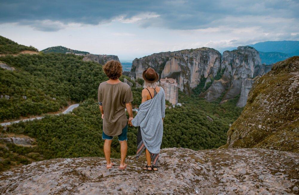 Reisi stressivabalt: need soovitused aitavad paremini koos kallimaga reisimist nautida