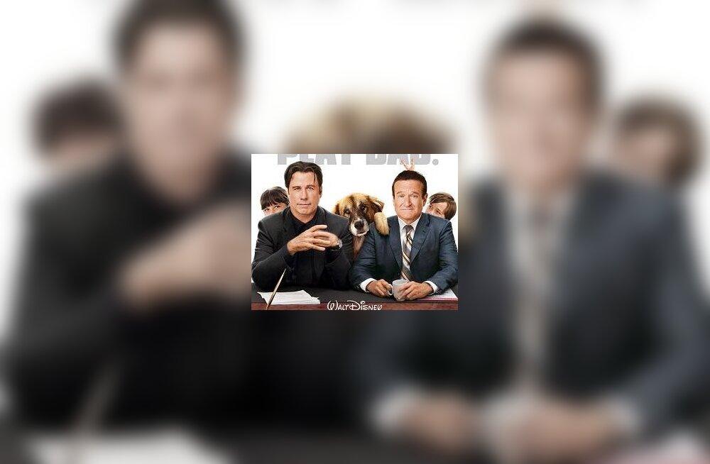 Vanad penid Travolta-Williams pakuvad nääritröösti