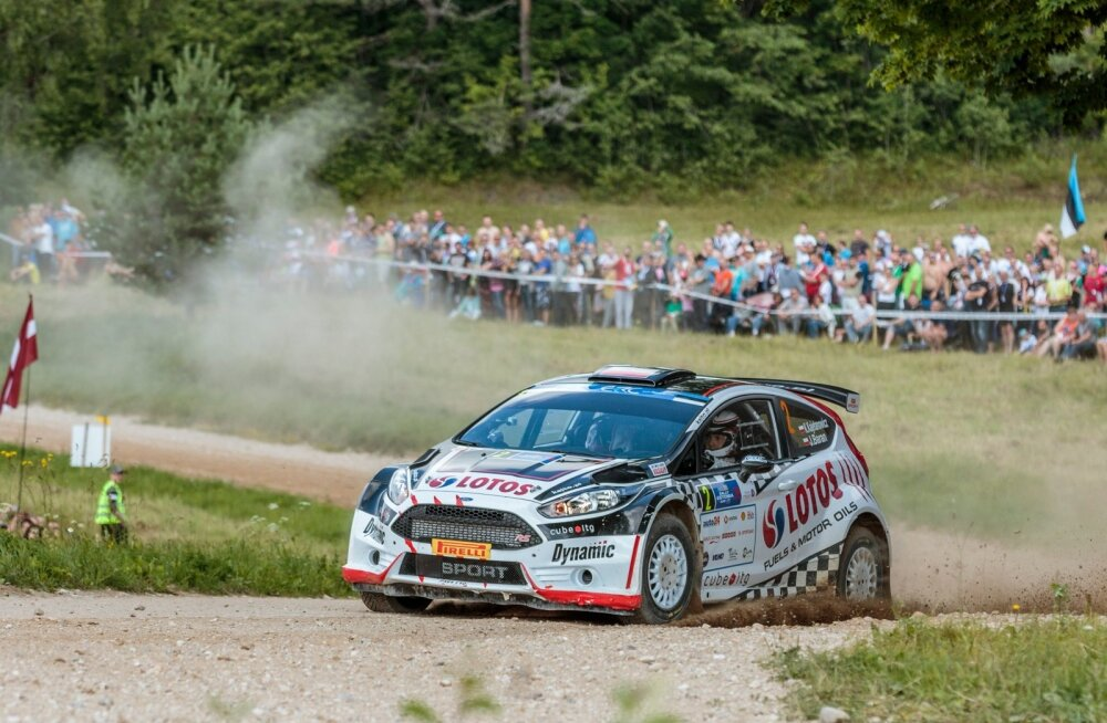 Rally Estonia 2015