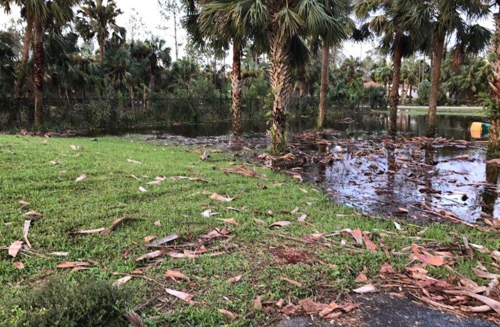 MEIE MAA | Floridas elav saarlane pääses orkaanist üle noatera