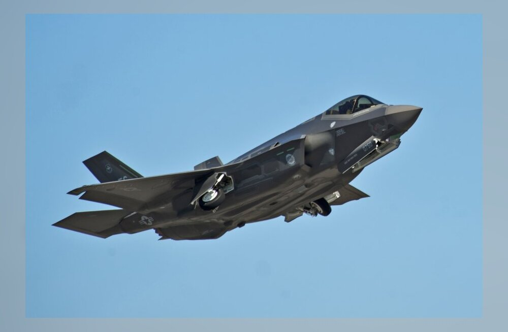Hulgi saab odavamalt: ühiselt saaks F-35 hinna ajada alla 100 miljoni dollari