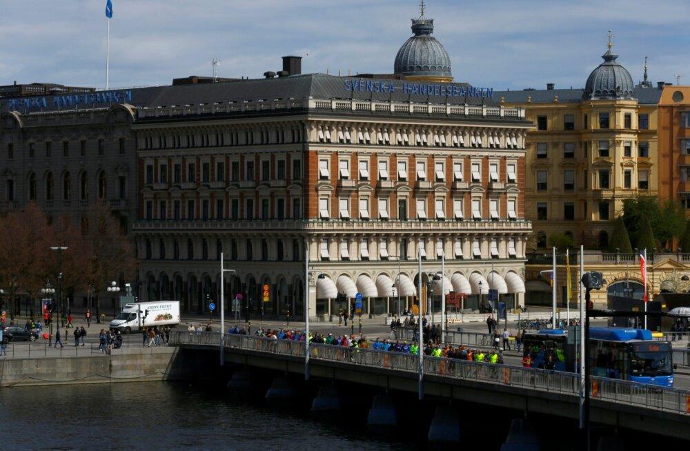 Handelsbankeni peakorter Rootsis