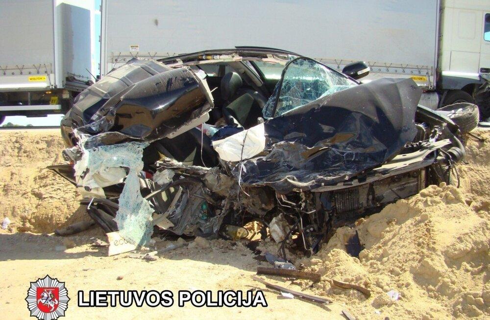 Õnnetus Leedus