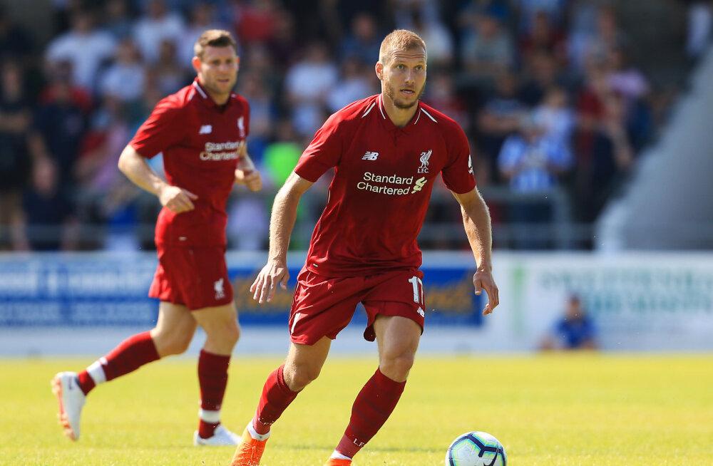 Liverpool igatseb Klavanit. Fännid kardavad, et eestlase müümine maksab klubile meistritiitli