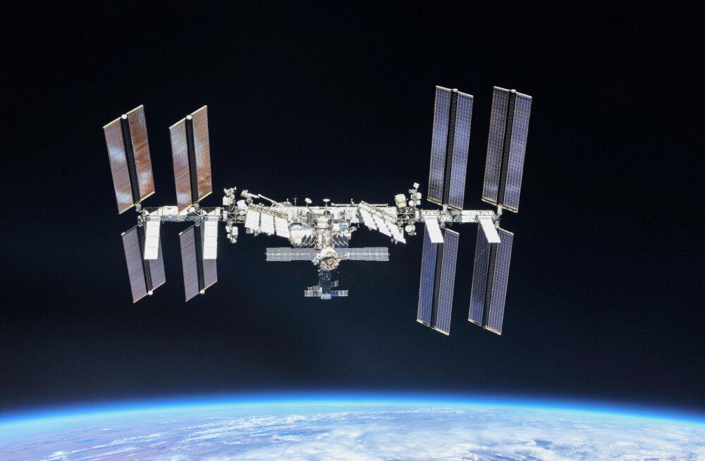 Värske uuring: ISS-i tekkinud augu võis põhjustada ülikiire pisikene osakene
