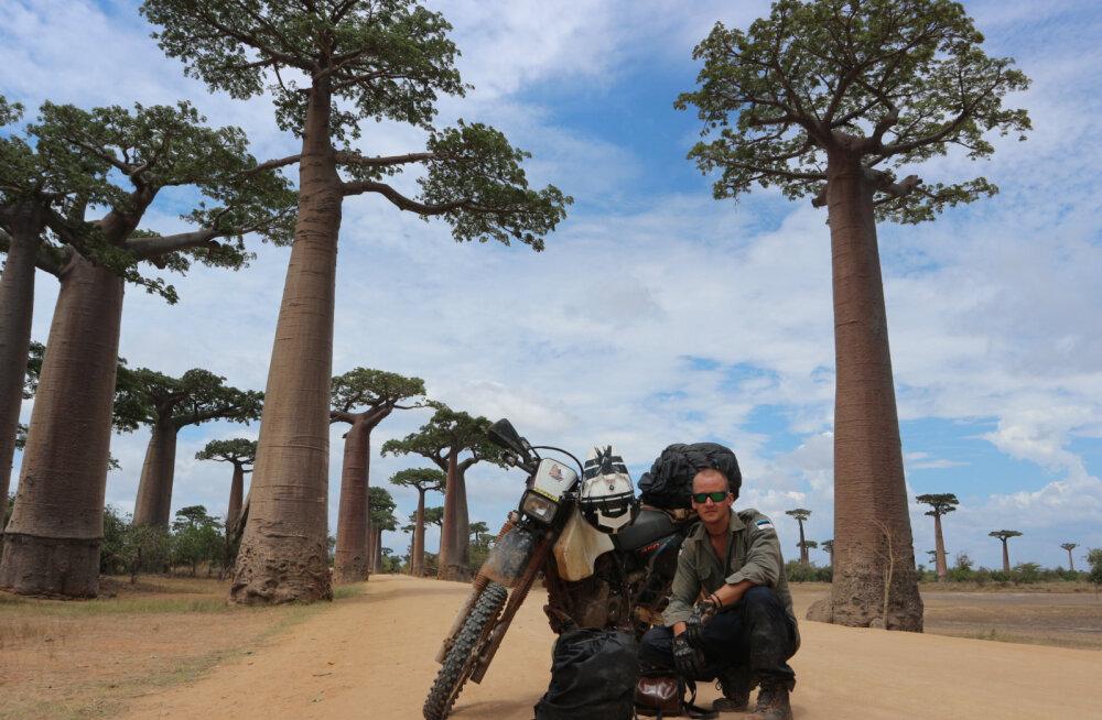 Viis nädalat enduuro mootorrattal mööda Madagaskarit