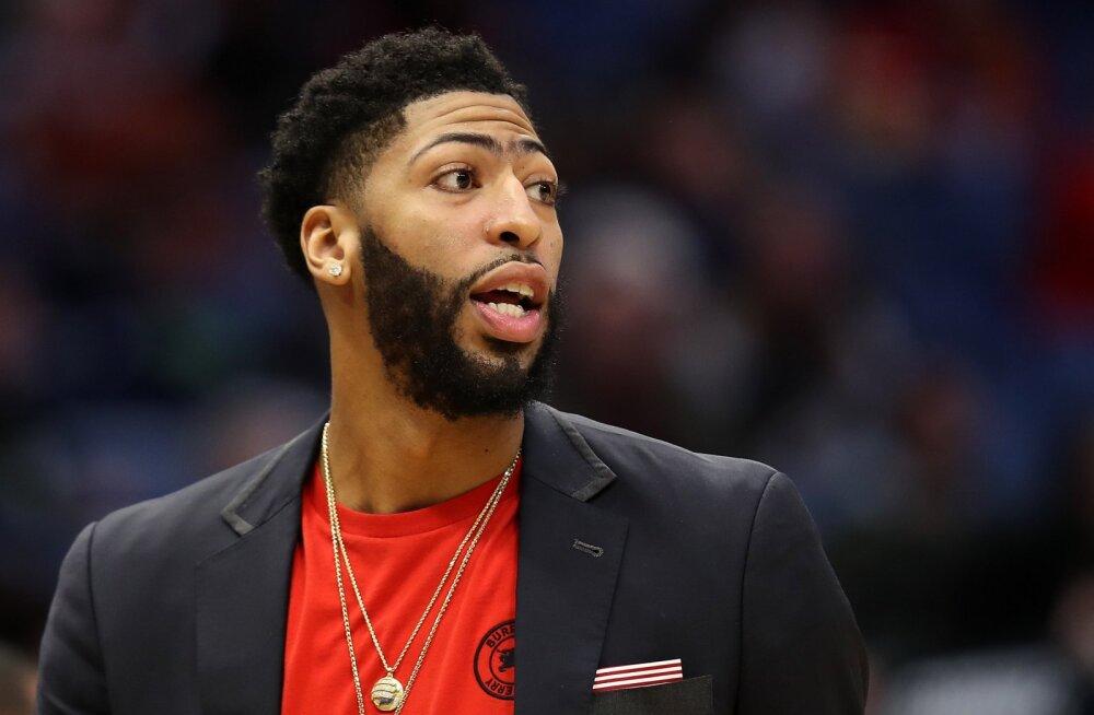 Uus megavahetus tulekul? NBA superstaar teatas klubile, et soovib lahkuda