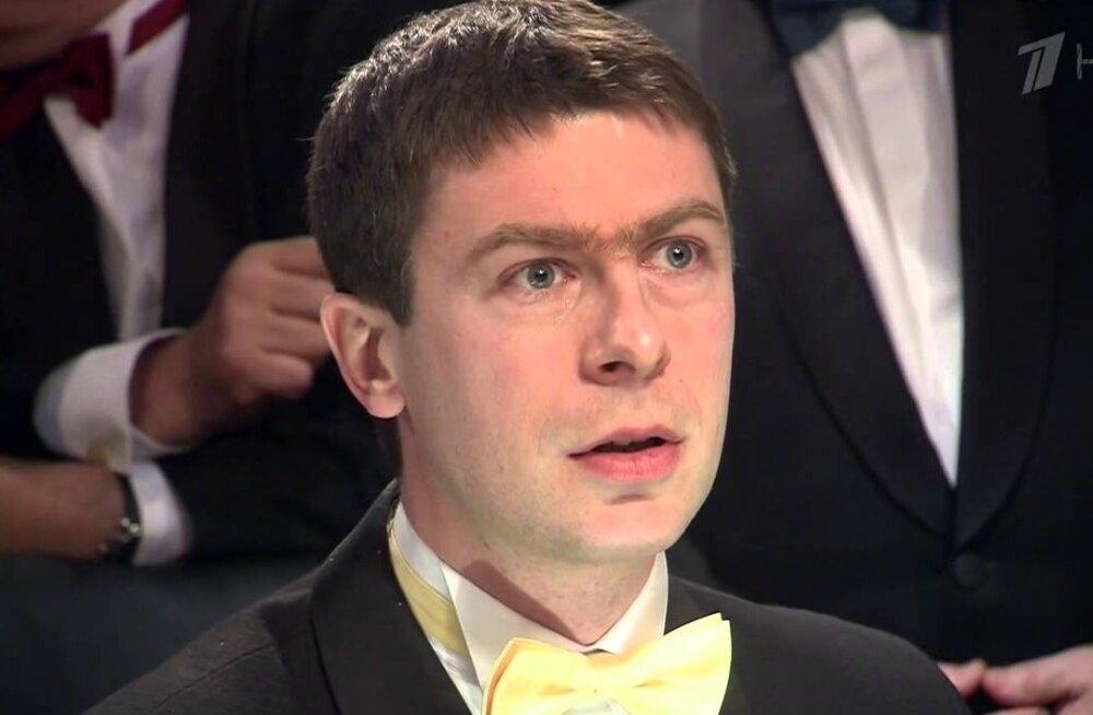 """Звезда клуба """"Что? Где? Когда?"""" перед Финалом года потренировался в Эстонии"""