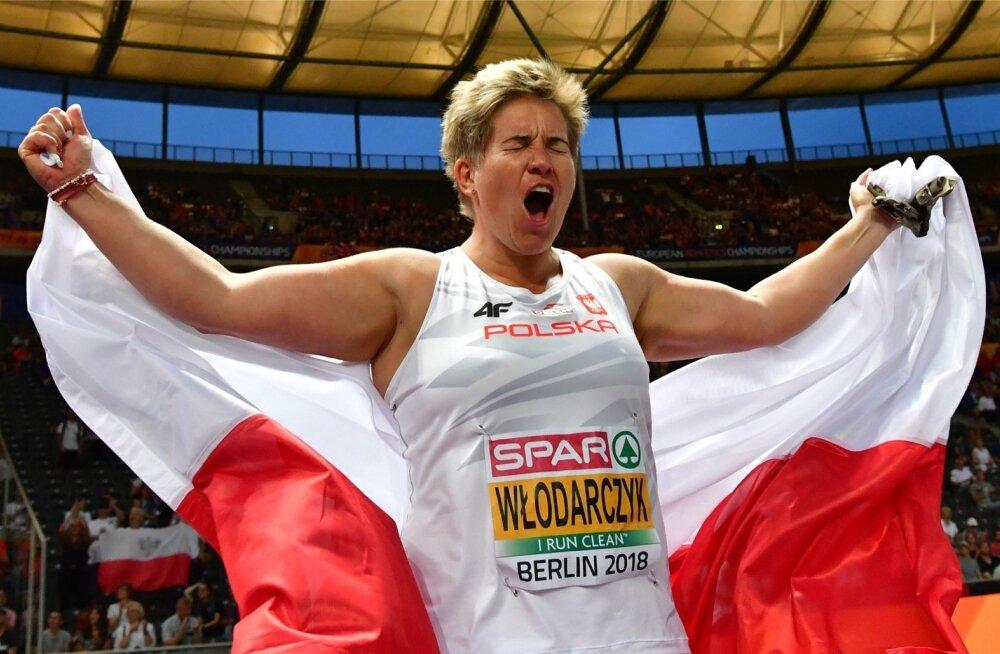 Anita Wlodarczyk.