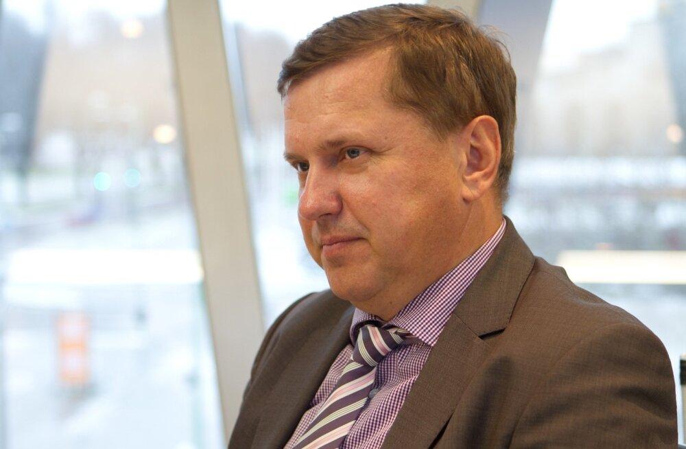 Suurärimees Ain Hanschmidt: praegu on hea aeg investeeringutest väljuda