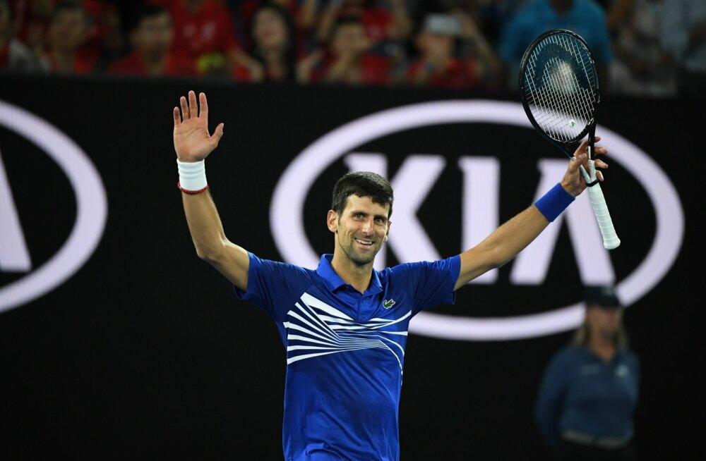 Novak Djoković püüab tennisemaailma kõige ihaldusväärsemat saavutust.