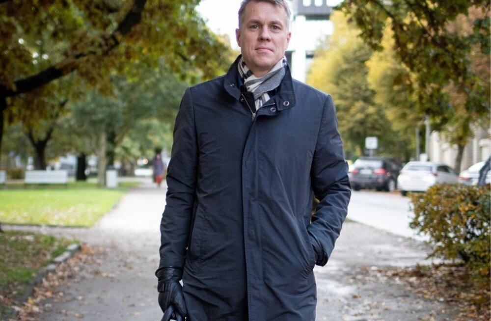 Pekka Puolakka sõnul on Eesti läbi teinud hämmastava positiivse muutuse.