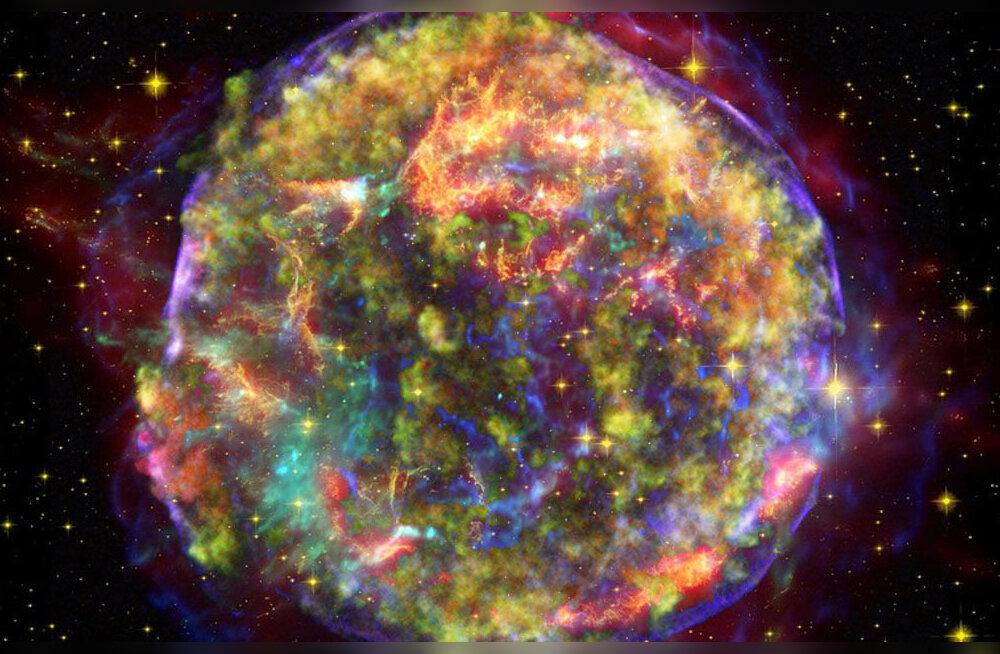 See on võimsaim supernoova, mis seni leitud, ja selle mõistatusi lahendame veel kaua