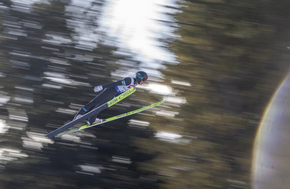 Kristjan Ilvesel läks Seefeldi MK-etapi viimane suusasõit raskeks, aga punktid tulid