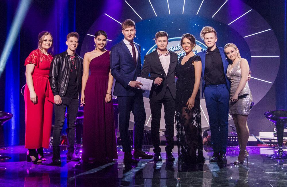 """Põnev! Kuula, millised lood tulevad esitusele """"Eesti otsib superstaari"""" bigbandi voorus"""