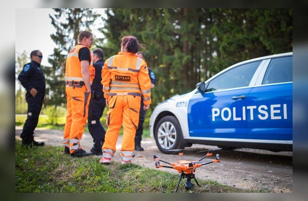 Странное совпадение: когда полиция привезла домой найденного в ходе поисков мужчину, произошло удивительное