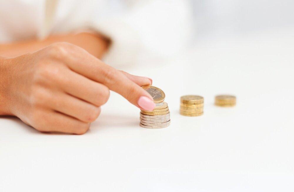 Suure riskiga pensionifondid pakkusid head teenimisvõimalust