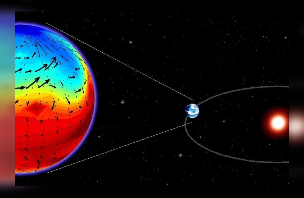 VIDEO: Meie galaktikas võiks vähemalt seitse planeeti veel meile eluks sobida