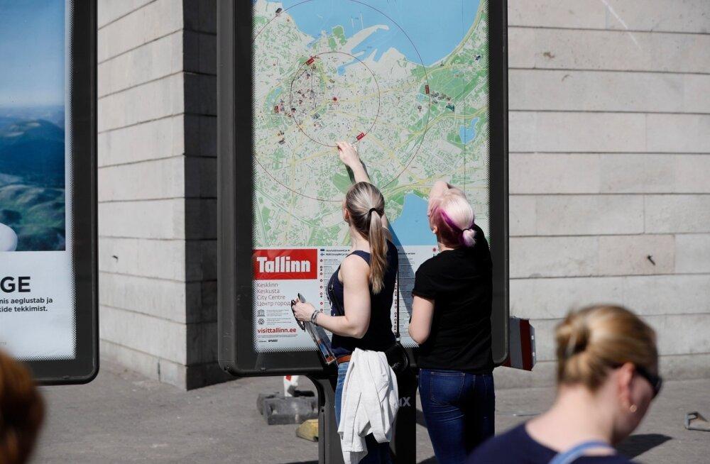 Департамент статистики: в мае число туристов в эстонских гостиницах увеличилось