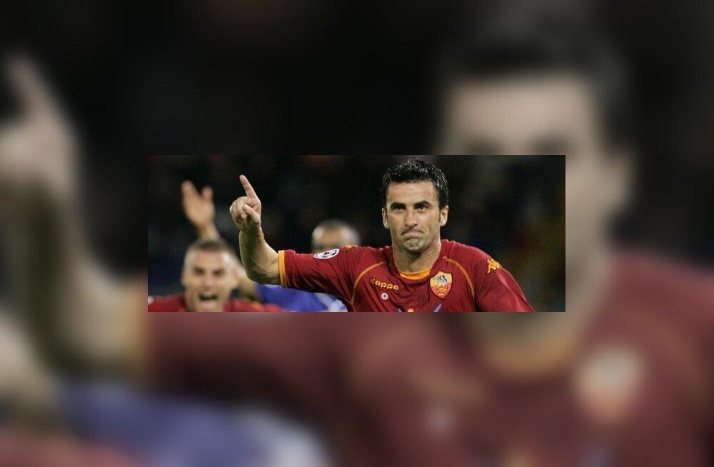 Christian Panucci on viinud AS Roma juhtima