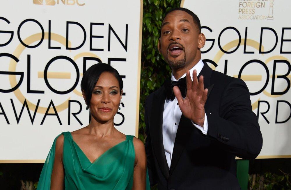 """Will Smithi abikaasa Jada tunnistab, et tal on olnud """"ebaterve suhe pornoga"""""""