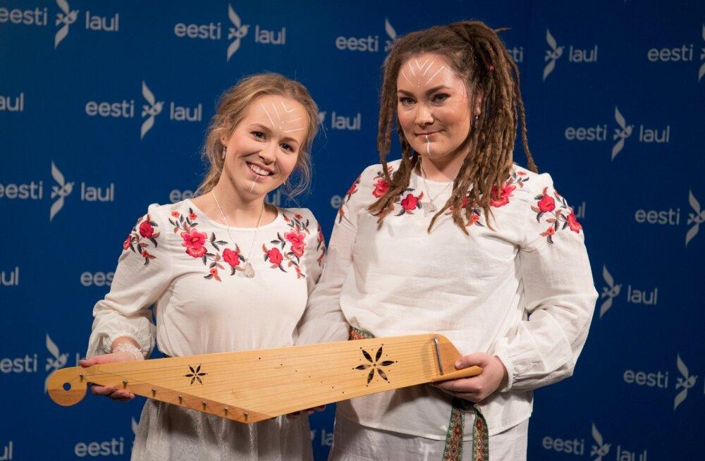 KUULA LUGU | Eesti Laul 2018 poolfinalist Etnopatsy: tutvusime eelmise aasta poolfinaali salvestusel ja otsustasime seal samas, et teeme selleks aastaks koos loo
