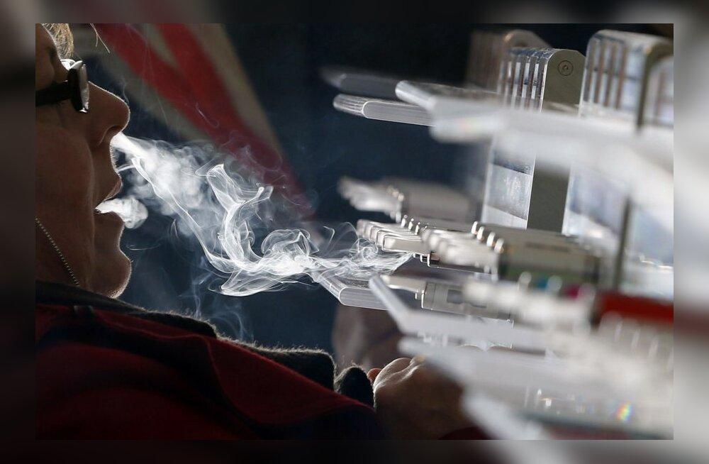 Ka see on suitsetamine.