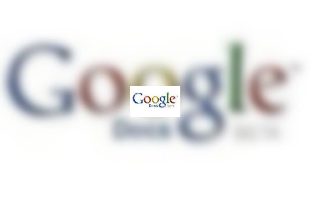 Google Docs avatakse otsimootoritele