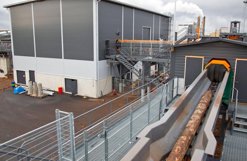 Suur Soome metsafirma ostis Pärnusse tehase rajamiseks krundi
