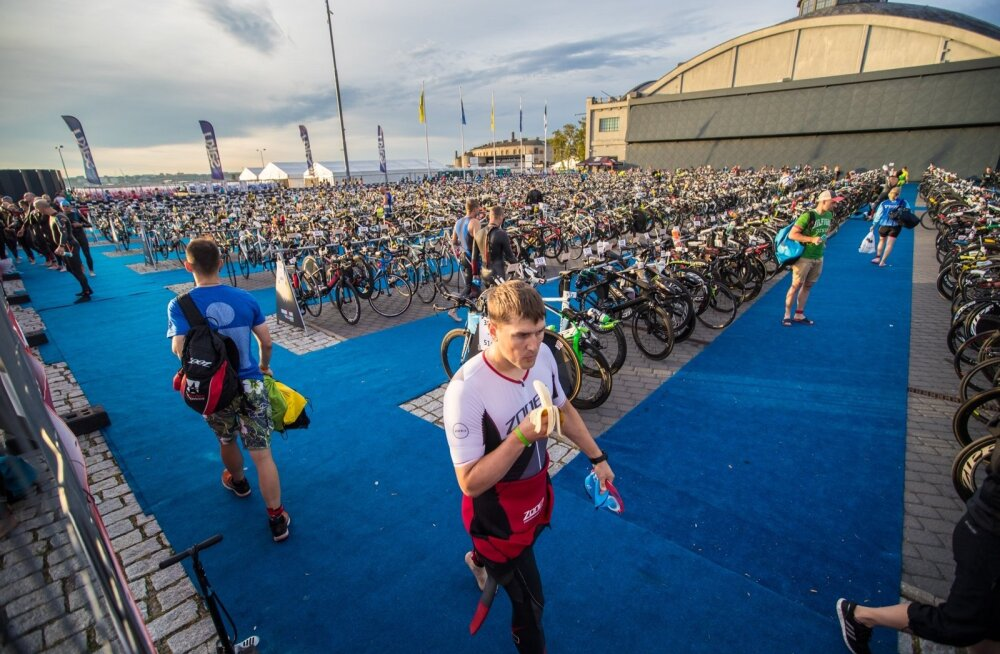 Ironman Tallinn 2018