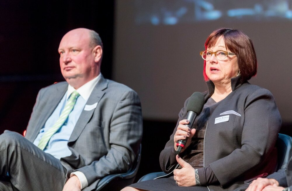 Rail Balticu konverents