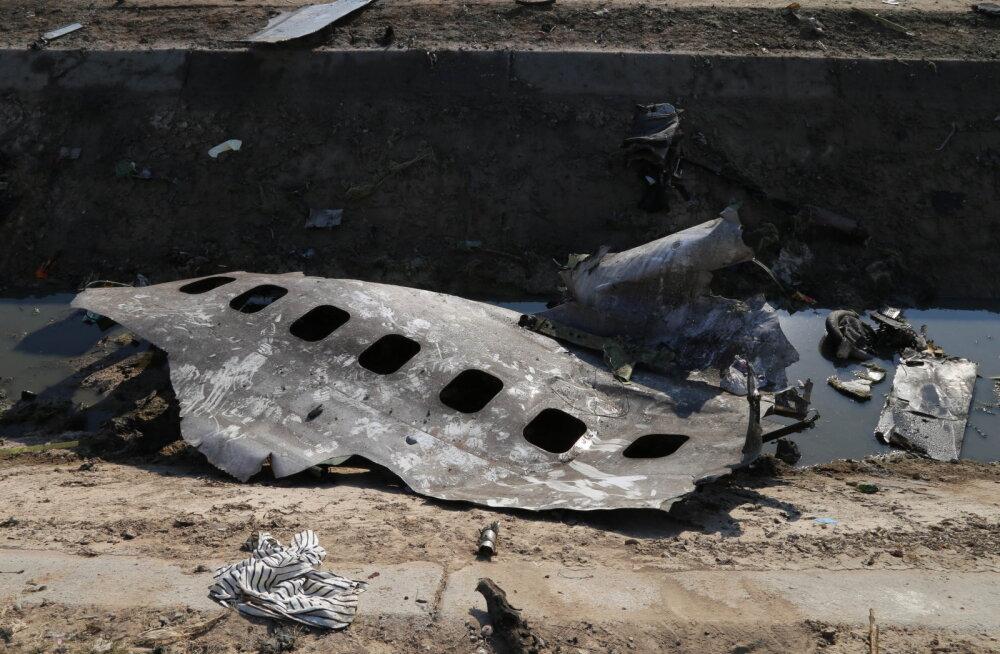 Kiiev maksab lennuõnnetuse ukrainlastest ohvritele hüvitist