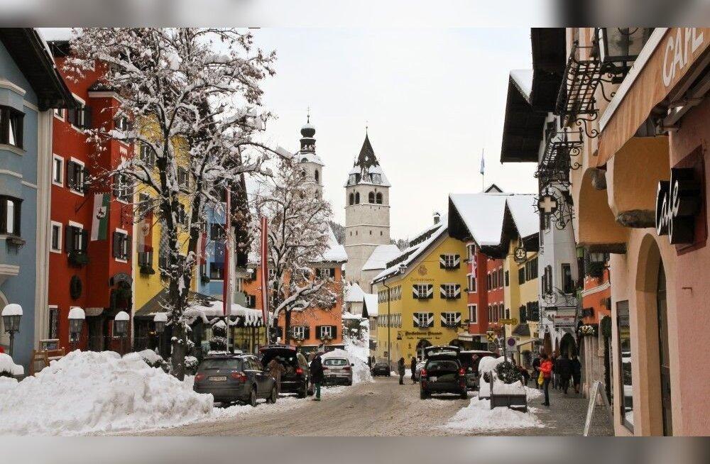 Китцбюэль — город, подаривший миру лыжный спорт