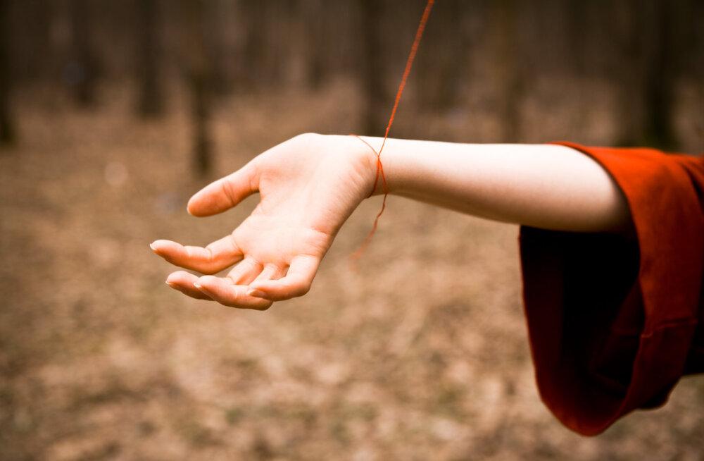 Madarapunase ravimaagia ja riided ohvrianniks ehk käsitööesemete tervendav mõju maarahva uskumustes