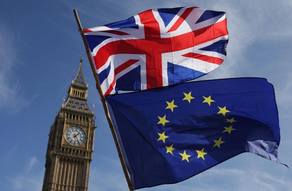 """Британский парламент проголосовал за изменение соглашения по """"Брекзиту"""""""