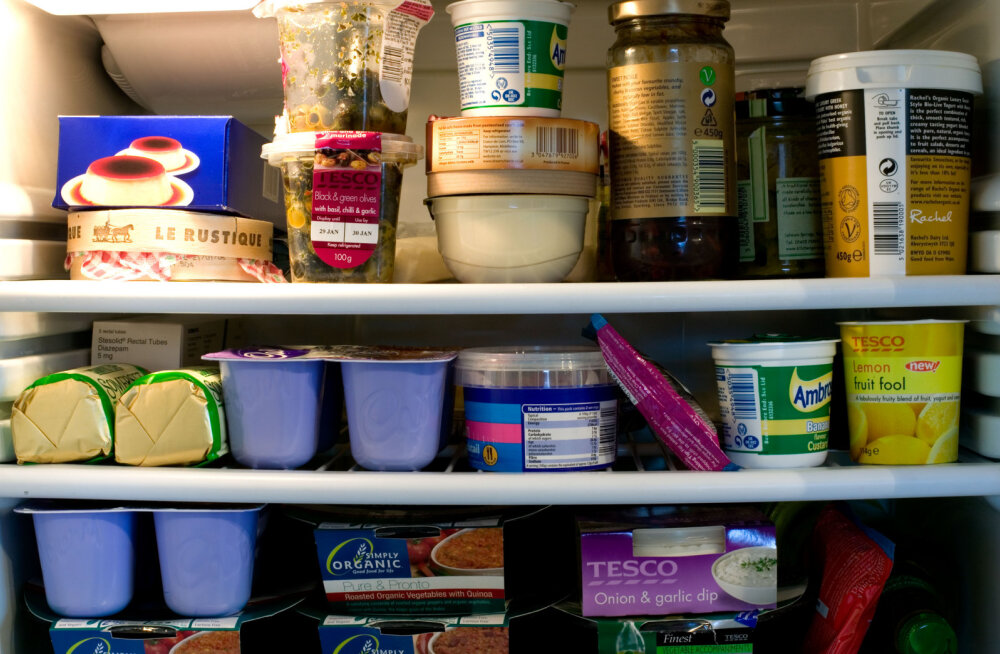 Sinu külmik valetab: mitu kraadi peaks tegelikult külmkapis olema, et toit kaua värske püsiks?