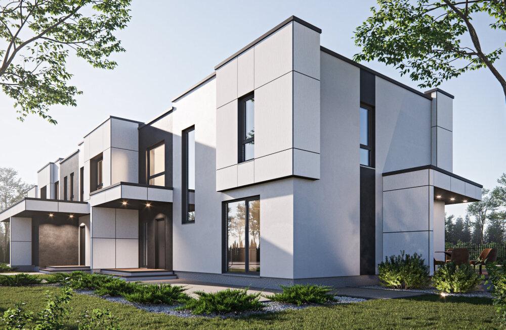 ERIAL rahastas <em>premium</em>-klassi majade elamukompleksi