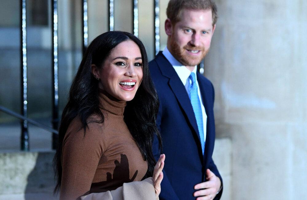 Kanada rahandusminister: me ei ole veel otsustanud, kas võtame prints Harry ja Meghan Markle'i turvamise enda peale