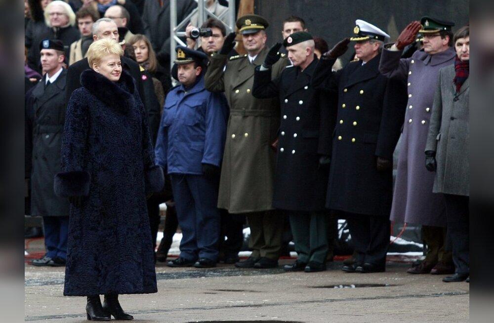 FOTOD: Grybauskaitė: 1991. aasta tapatöö süüdlased saavad karistatud