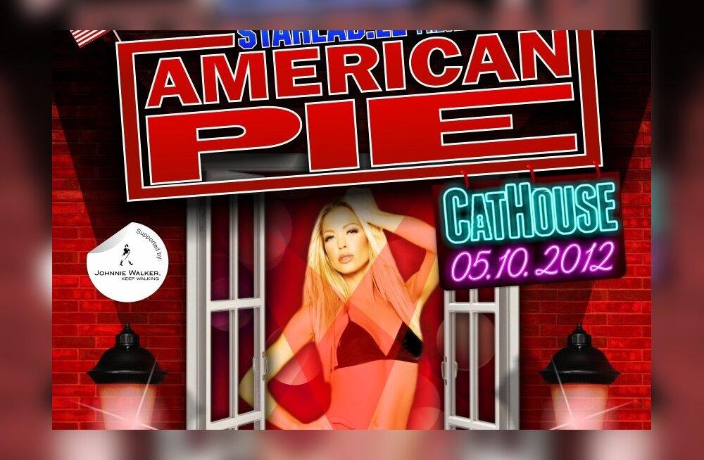 """Вечеринка American Pie """"Улица красных фонарей"""" в клубе CatHouse"""