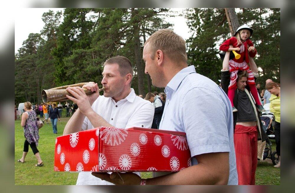 XIII Priitahtlike pritsimeeste Foorum Saaremaal, Leisis